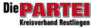 Logo of Die PARTEI Kreisverband Reutlingen