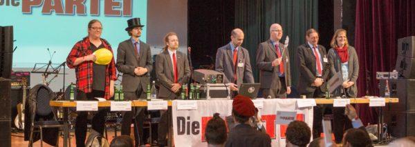 Impressionen Vom Landesparteitag 2016 In Karlsruhe-Durlach
